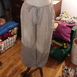 PsJ linen pants